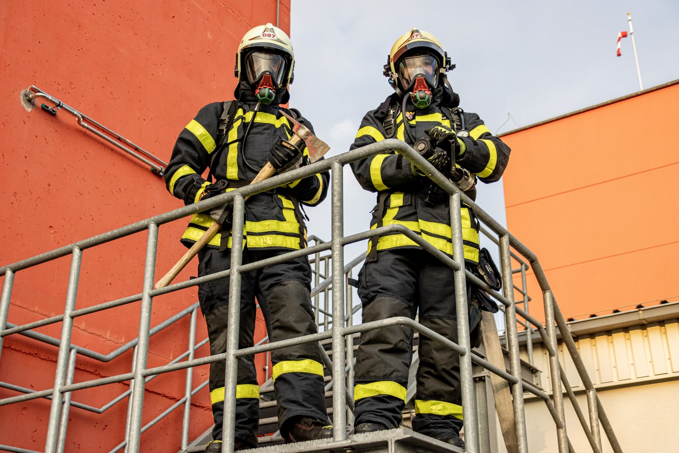 fire marshall - audservices