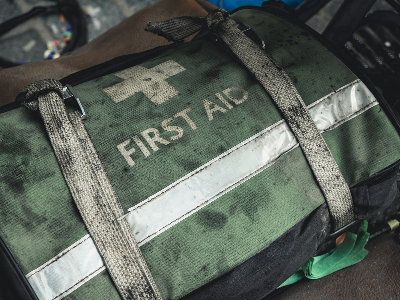 first aid at work - audservices